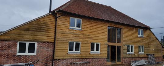 Barn Restoration By Spittlywood