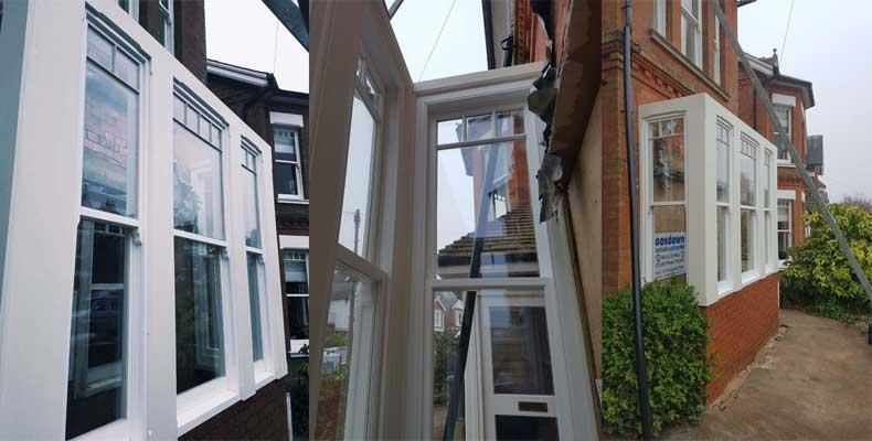Besoke Wooden Windows Tunbridge Wells