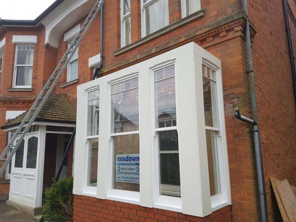 Bespoke Accoya Window In Tunbridge Wells