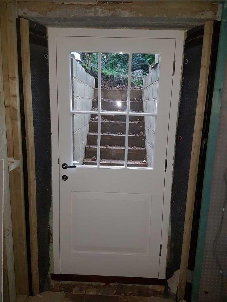 Accoya Doors In Faversham