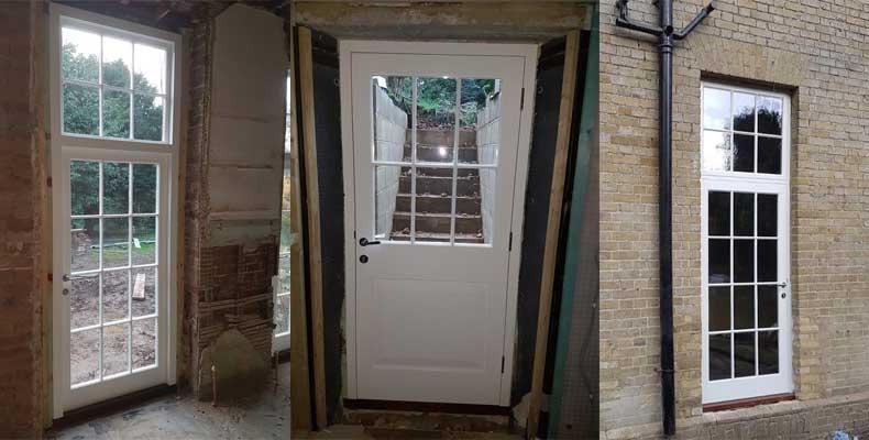 Bespoke Accoya Windows Doors