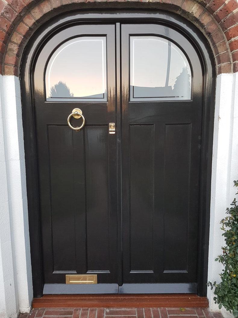 Accoya Door