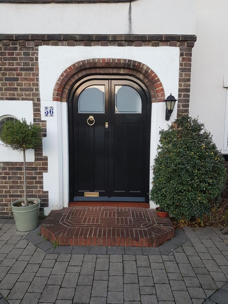 Accoya Door External
