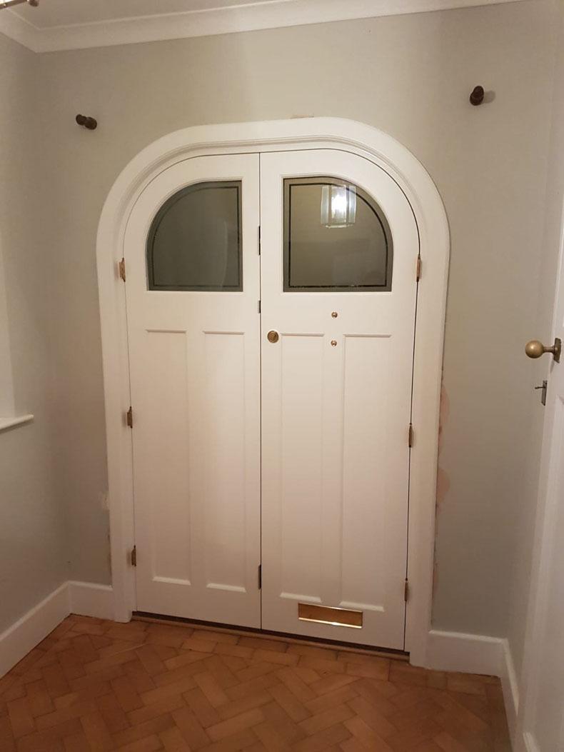 Accoya Door Internal