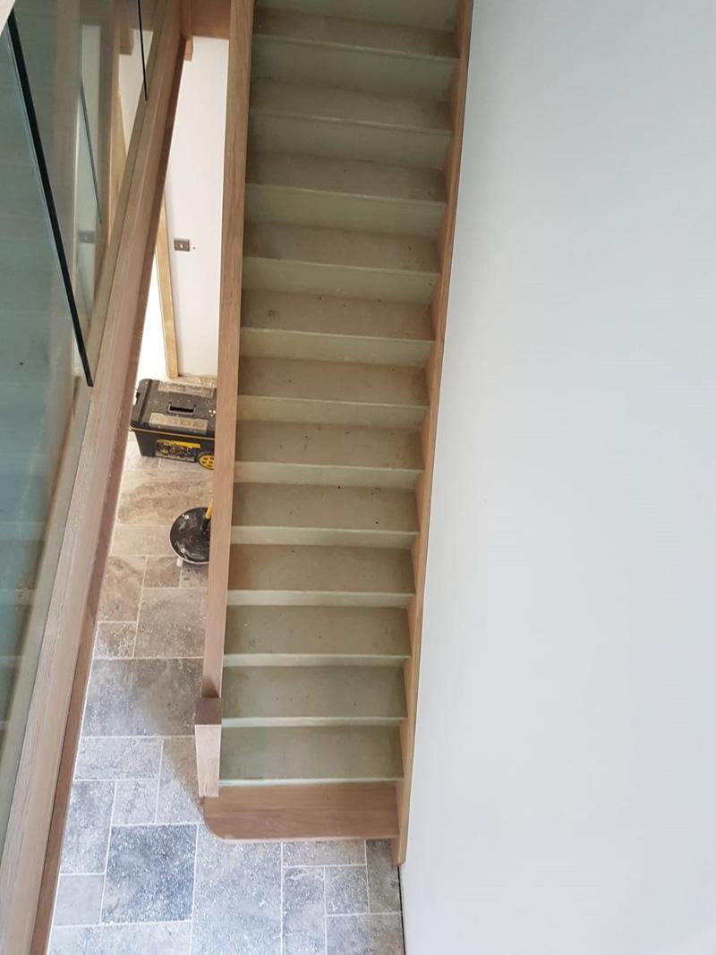 American Oak Staircase 3