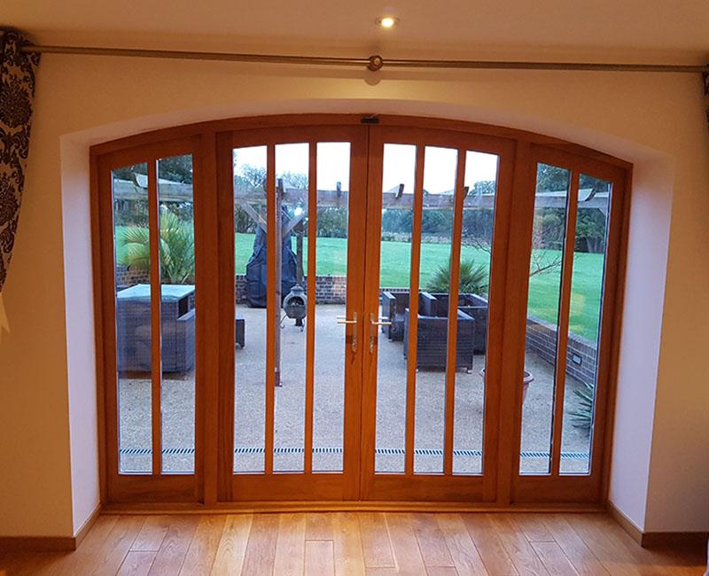 Accoya Wooden Doors Kent