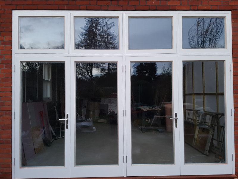 Accoya Wooden Windows Kent