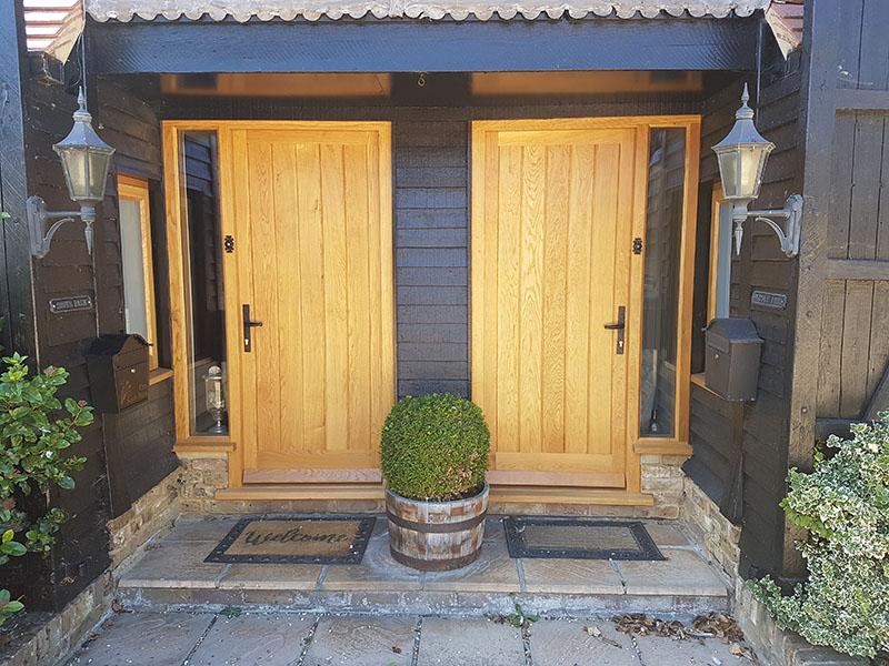 Bespoke Wooden Doors Kent