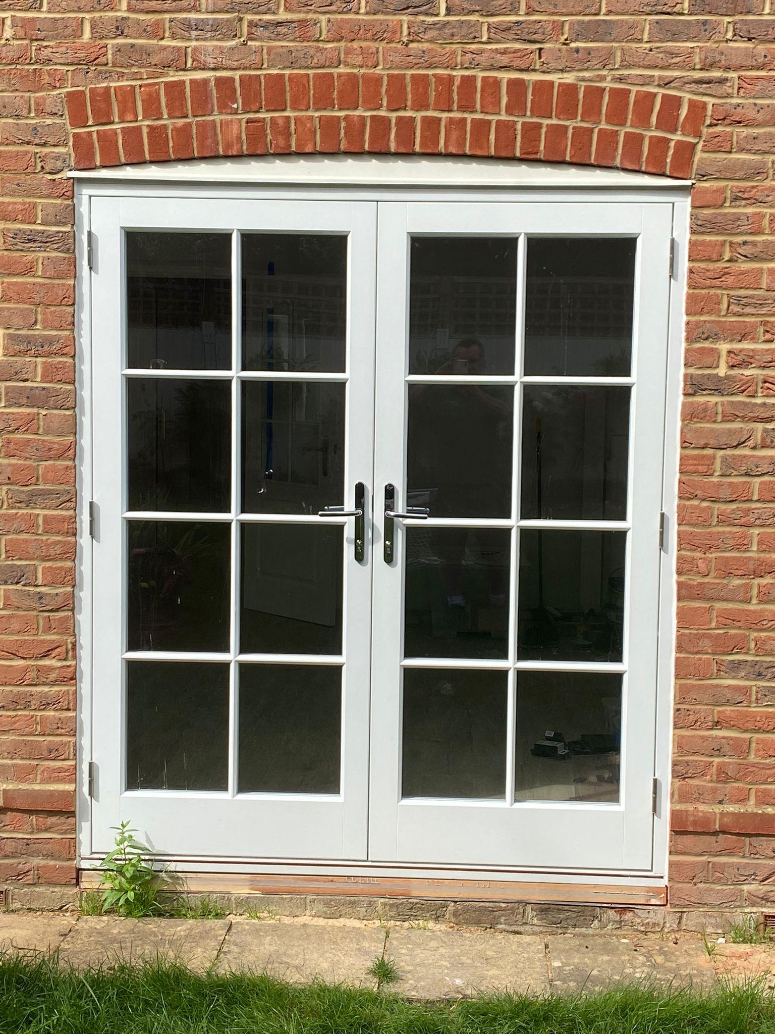 Sapele Hardwood Windows & Doors